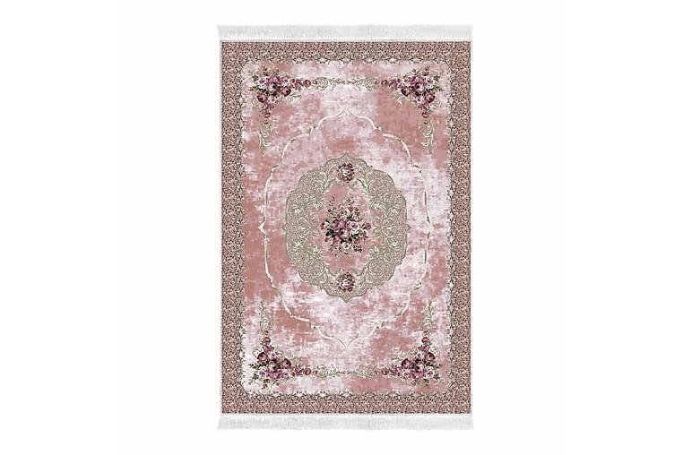 Alanur Home Tæppe 160x230 cm - Bleg lyserød - Boligtilbehør - Tæpper - Store tæpper