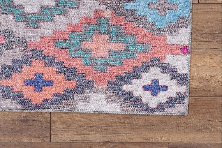 Artloop Tæppe 210x310 cm - Multifarvet - Boligtilbehør - Tæpper - Store tæpper