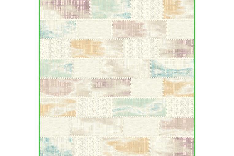 Homefesto Tæppe 160x230 cm - Multifarvet - Boligtilbehør - Tæpper - Store tæpper