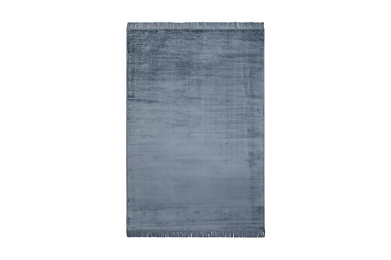 Rosarka Viskosetæppe 240x330 cm - Jeansblue - Boligtilbehør - Tæpper - Store tæpper