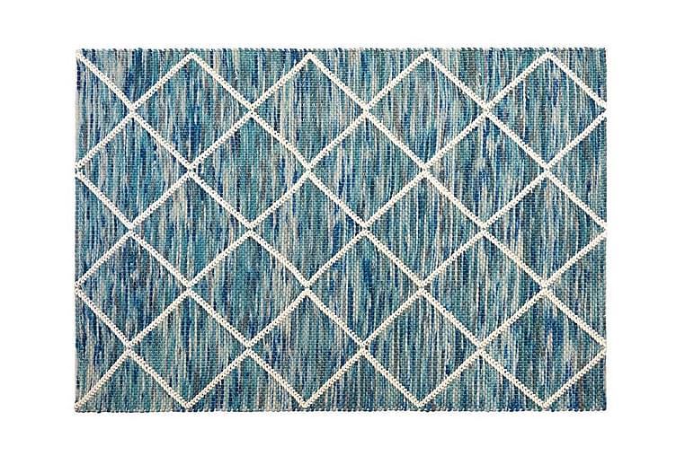 Coke Hall Tæppe 160x230 cm - Blå - Boligtilbehør - Tæpper