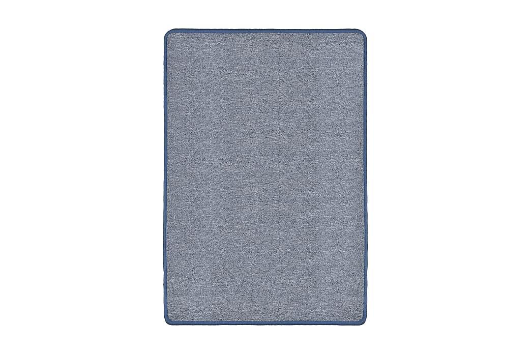 tæppe tuftet 160 x 230 blå - Blå - Boligtilbehør - Tæpper