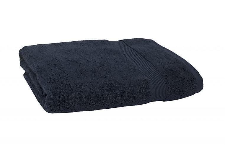 Chan Håndklæde 70x140 cm - Blå - Boligtilbehør - Tekstiler - Badeværelsestekstiler