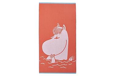 Snorkefrøken Badehåndklæde 70x140 cm