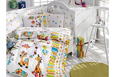 Cotton Box Sovepakke Baby 6 dele Ranforce