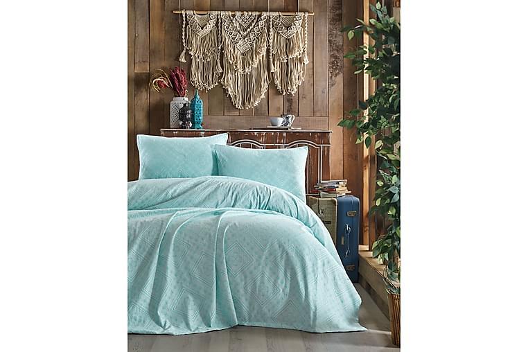 EnLora Home Sengetøj - Mintgrøn - Boligtilbehør - Tekstiler - Sengetøj
