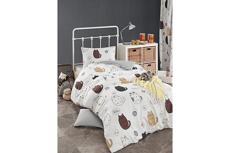 Eponj Home Sengesæt - Hvid - Boligtilbehør - Tekstiler - Sengetøj