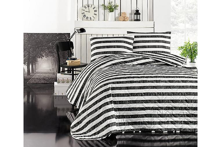 Eponj Home Sengetæppe - Sort - Boligtilbehør - Tekstiler - Sengetøj