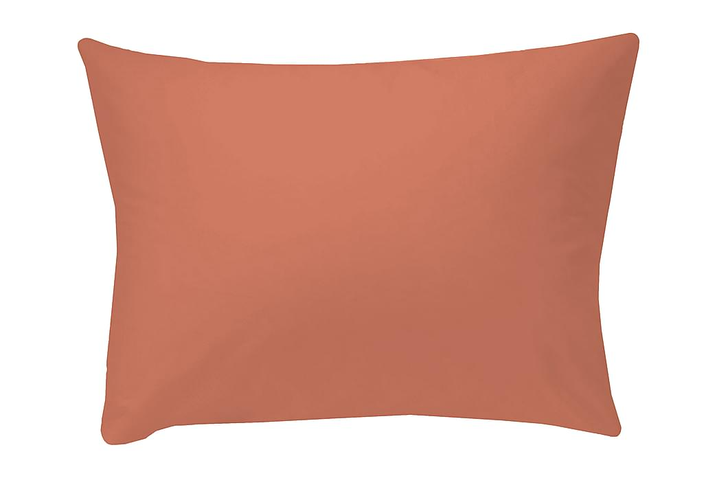Landon Pudebetræk 45x50 cm - Ljusorange - Boligtilbehør - Tekstiler - Sengetøj