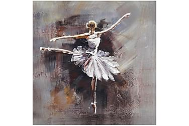 Ballerina Billede 60x60