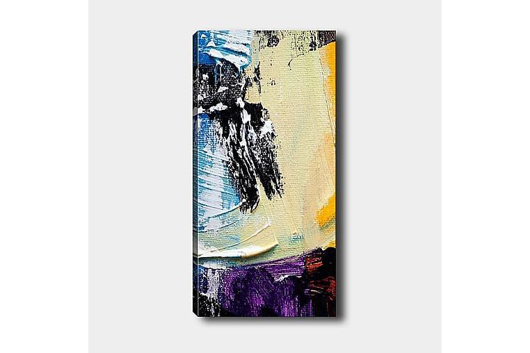 Canvasbillede DKY Abstract & Fractals Flerfarvet - 50x120 cm - Boligtilbehør - Vægdekoration - Billeder på lærred