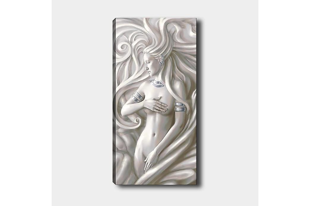Dekorativ billede kvinde - Boligtilbehør - Vægdekoration - Billeder på lærred