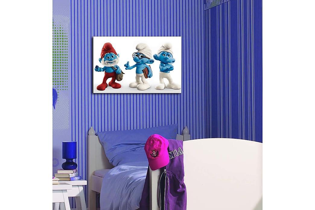 Dekorativt Canvas Maleri - Flerfarvet - Boligtilbehør - Vægdekoration - Billeder på lærred