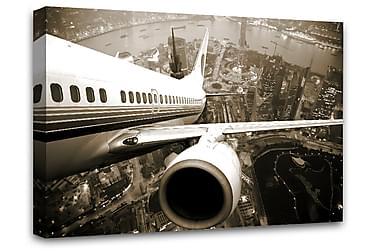 Samolot Billede Lærred