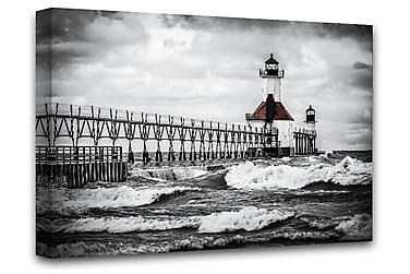 St Joseph Lighthouse Billede Lærred