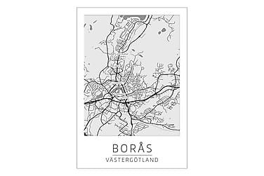 Borås Bykort Poster