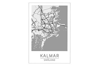 Kalmar Bykort Poster