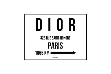 Poster Dior