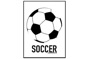 Poster Fodbold