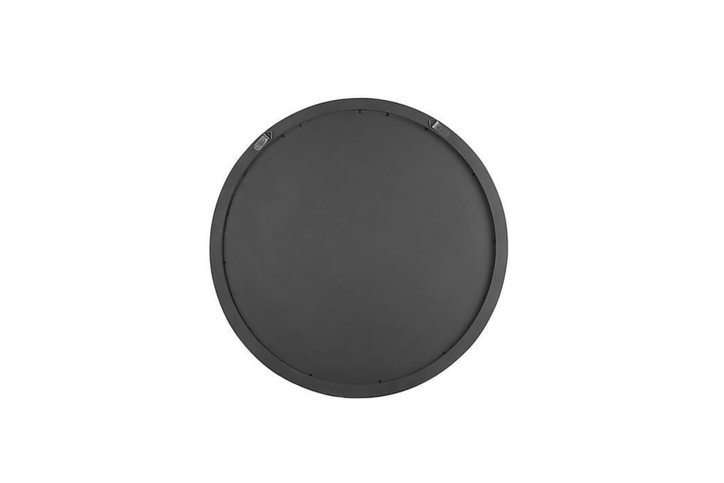 Apolinar spejl 80 cm - Sølv - Boligtilbehør - Vægdekoration - Spejle