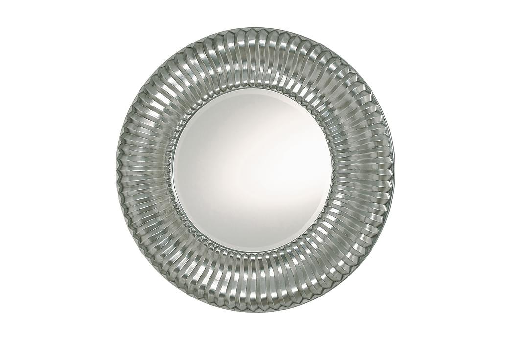 Strasbourg spejl rund Sølv - AG Home - Boligtilbehør - Vægdekoration - Spejle