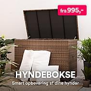 Hyndebokse & havemøbelovertræk