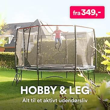 Leg & hobby