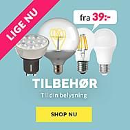 Glødepærer & lyskilder