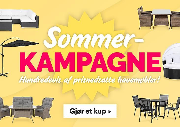 Årets store sommerkampagne!