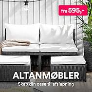 Altanmøbler