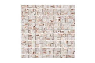 Glasmosaik Bone Gold 32,7X32,7