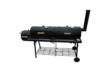 Røgegrill Nevada Xl Sort