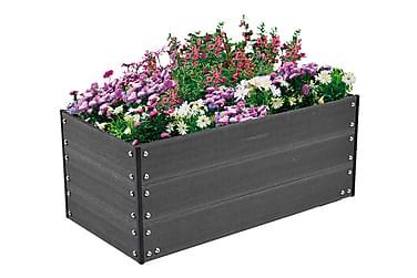 NSH Hortus kapillær ydre kasse 36x50x90 cm