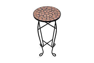 Mosaikbord Terracotta