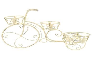 Plantestativ Cykelform Vintagestil Metal