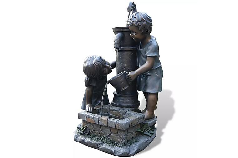 Ubbink Acqua Arte Sæt Atlanta 13087016 - Brun - Have - Havedekoration & havemiljø - Damme & springvand
