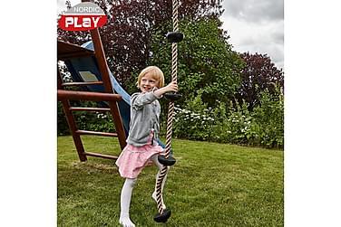 NSH Nordic Play Klatretov Ø26 mm Rundt 2,1 m