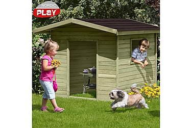 NSH Nordic Play legehus trykimprægneret