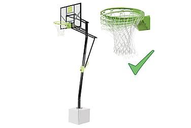 Exit Galaxy Basketkurv m. Dunk ring og Beslag til jorden