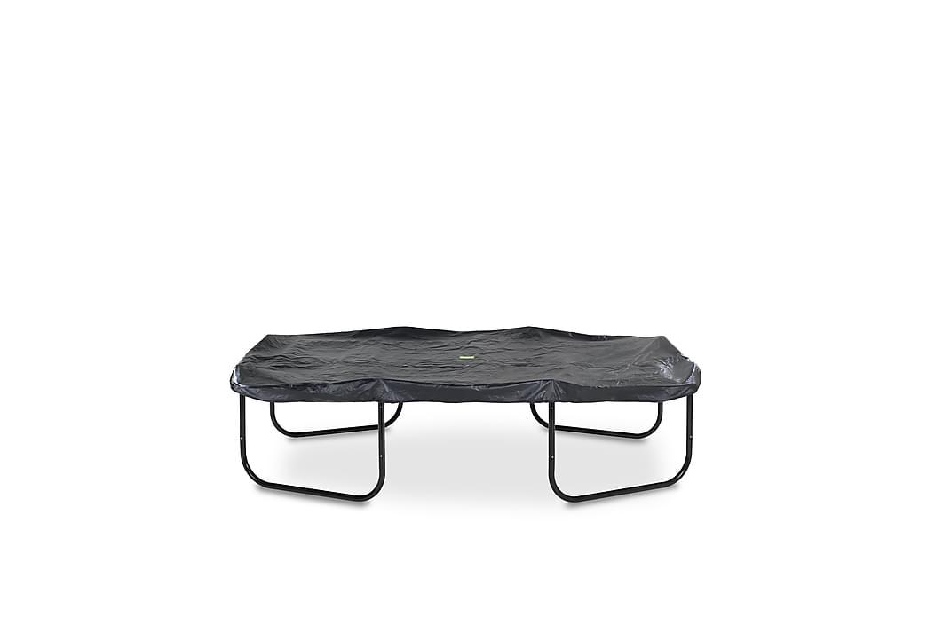 Udgang Beskyttelsesdække til trampolin 214x366 cm - Sort - Have - Leg & hobby - Trampoliner