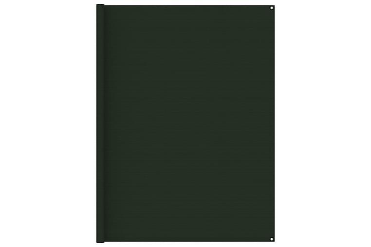 telttæppe 250x250 cm mørkegrøn - Have - Udendørs opbevaring - Havetelt & lagertelte