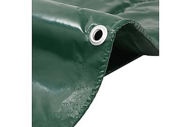 Presenning 650 G/M² 4 X 4 M Grøn