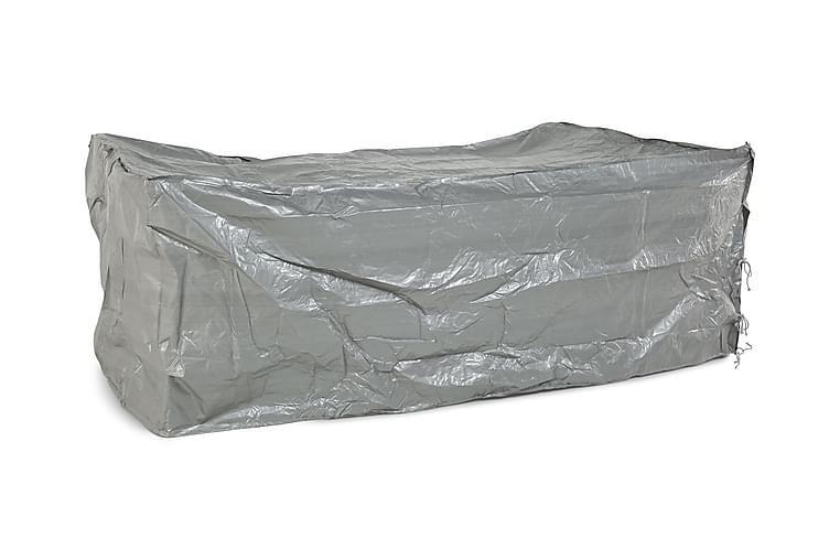 Møbelbeskyttelse 350x255x65 cm - Grå - Havemøbler - Hyndebokse & havemøbelovertræk - Havemøbelovertræk