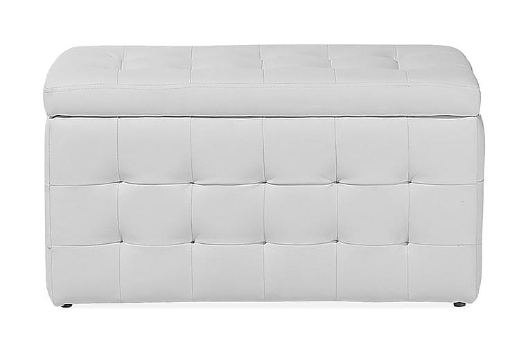Michigan Opbevaringsboks   42   72   40 cm - Hvid - Havemøbler - Hyndebokse & havemøbelovertræk - Hyndeboks