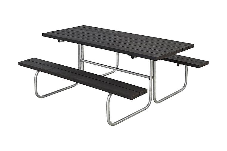Classic bord- og bænkesæt B: 155 L: 177 H: 73 cm - Havemøbler - Havebord - Picnicbord