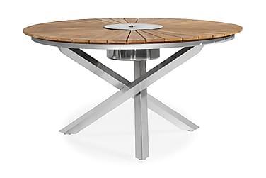 Båstad Spisebord 150 cm Rundt