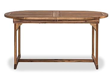 Dalarö Spisebord 150-200x72 cm Ovalt
