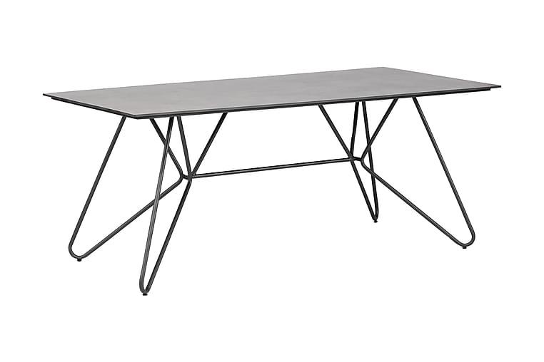 Grace Spisebord - Sort - Havemøbler - Havebord - Spisebord