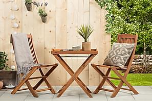Folkekære Cafesæt - Billige cafemøbler i alle designs og materialer QI-18