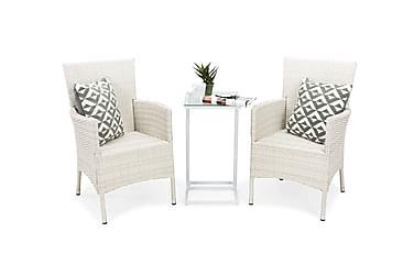 Sierra Cafesæt + 2 Thor Lænestole
